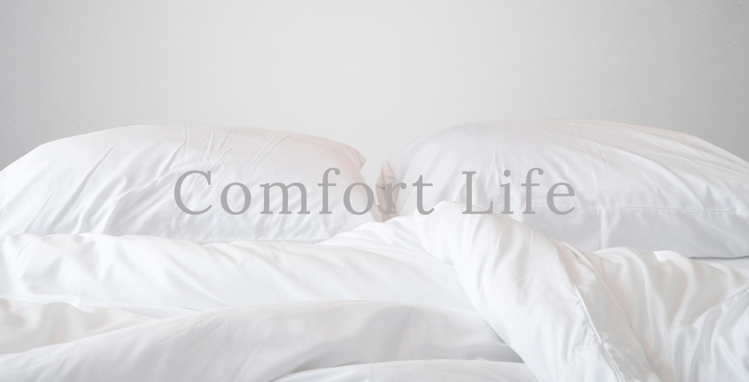 comfort life branco