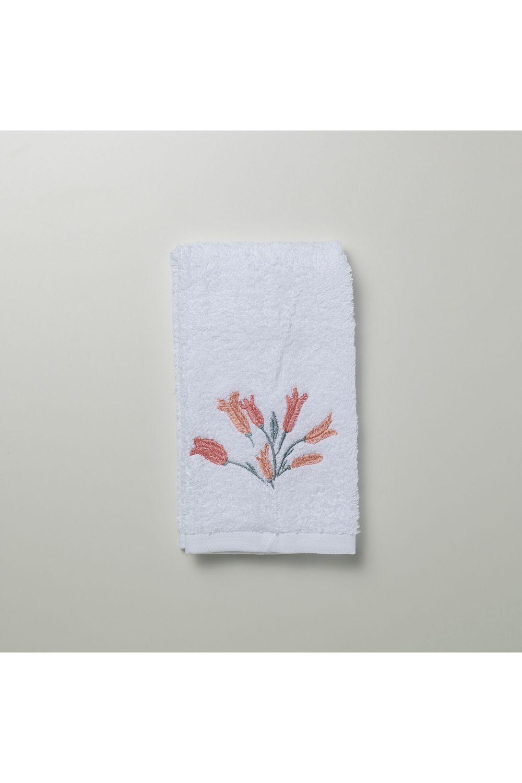 0335010363_144_1-TOALHA-LAVABO-ORANGE-FLOWERS